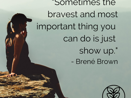 Monday Moment: How will YOU show up and be more present this week?