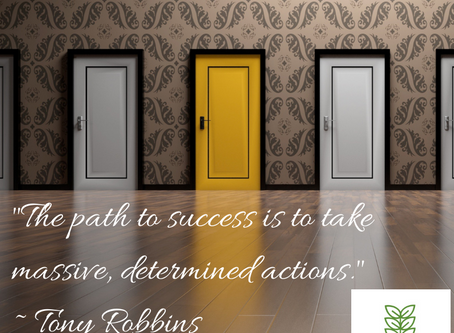 How will YOU define success now? Which path will you follow to achieve it in 'the new norm'?