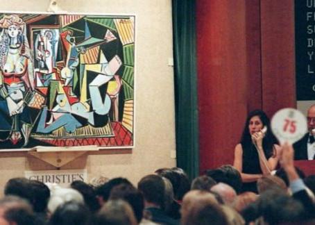 Conheça as 15 Obras de Arte mais caras do Mundo