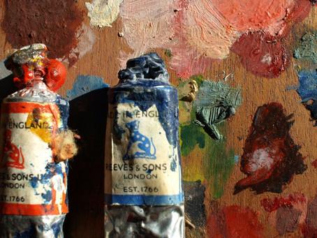 5 Dicas de Pintura a Óleo para Iniciantes