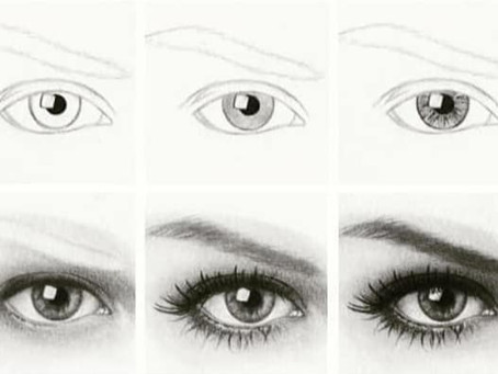Dicas Fáceis para Desenhar Olhos