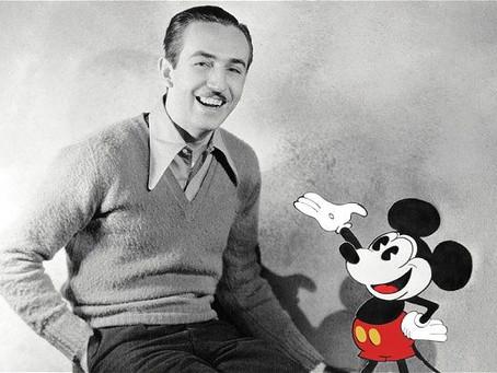 Biografia Walt Disney