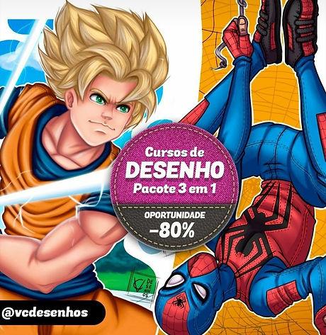 Curso Desenho MegaPack