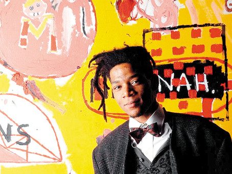 Biografia Jean-Michel Basquiat