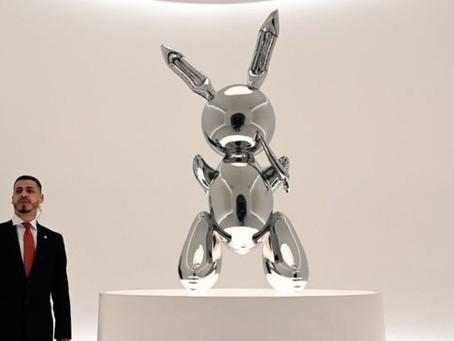 Veja quais são as 5 obras de arte mais caras já vendidas por um Artista Vivo