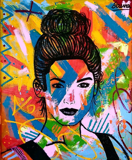 Portrait Study 0718