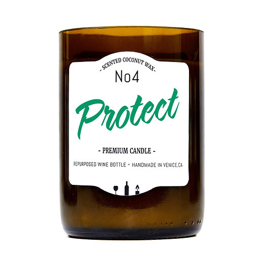 No4 Protect - Signature Label
