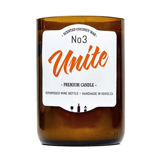 No3 Unite - Signature Label