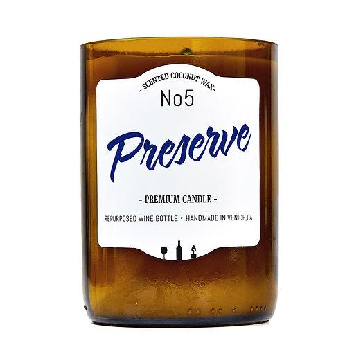 No5 Preserve - Signature Label