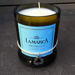 Tag It Green Candle 5