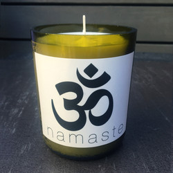 Namaste - Candle - Tag It Green