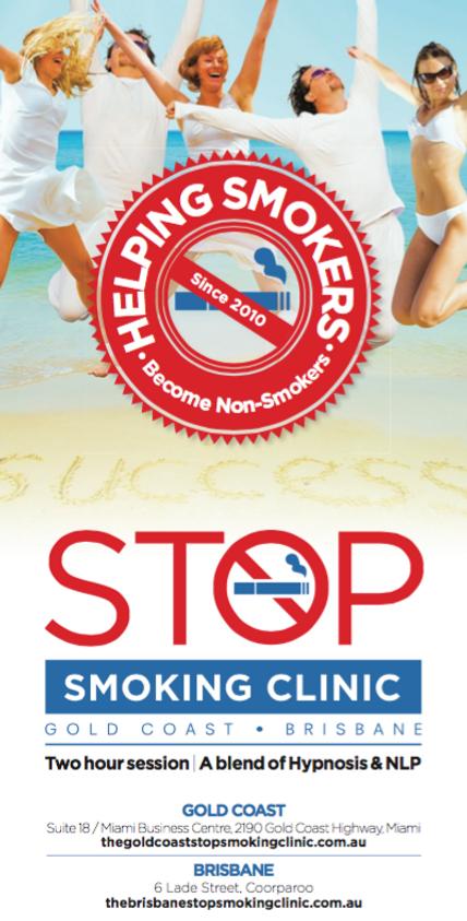 Brisbane's Stop & Quit Smoking Specialist, Hypnosi