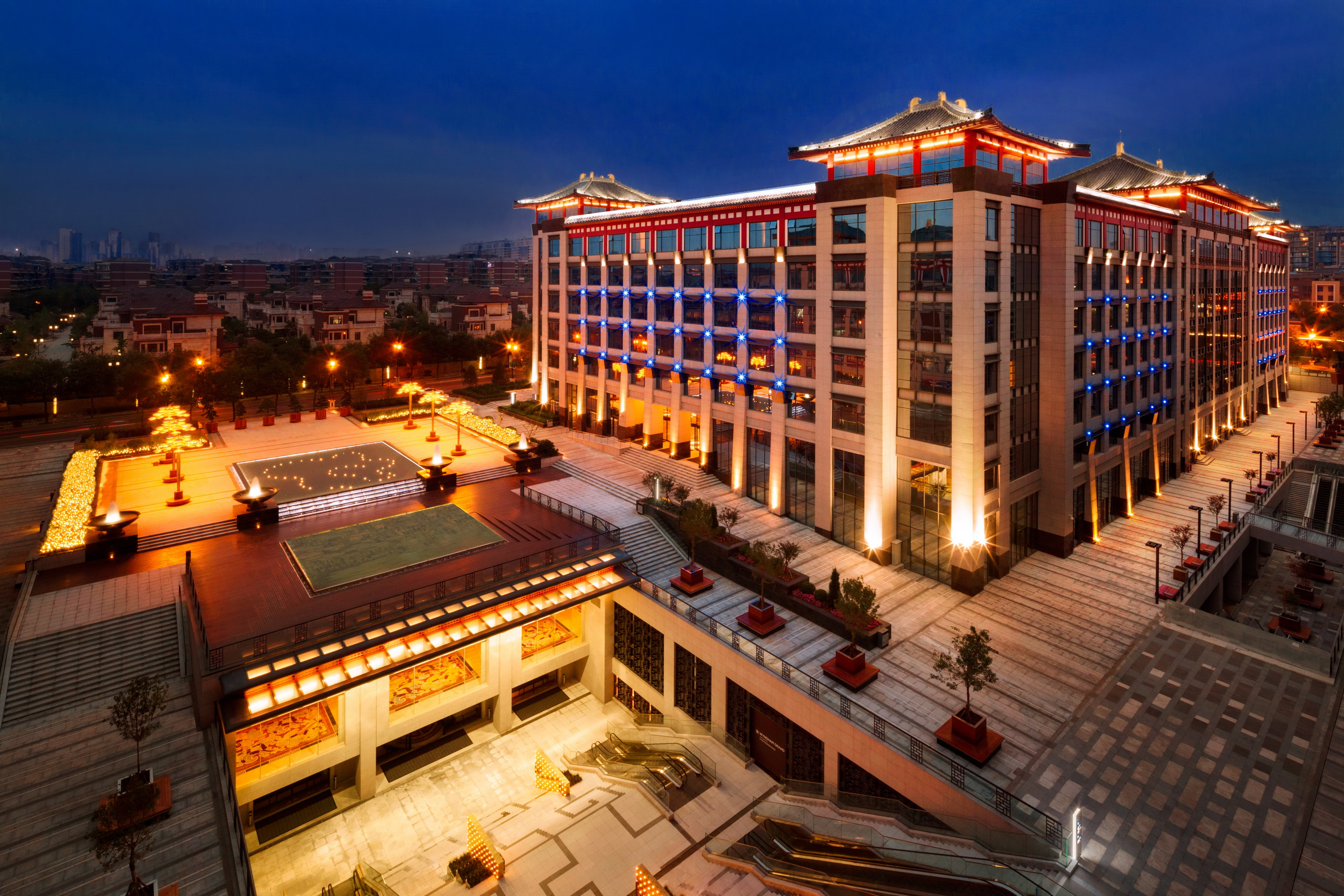 Wyndham Grand Xian South - China_resize