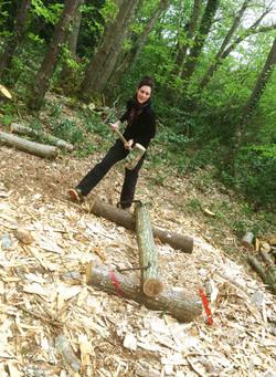 alex masse en bois