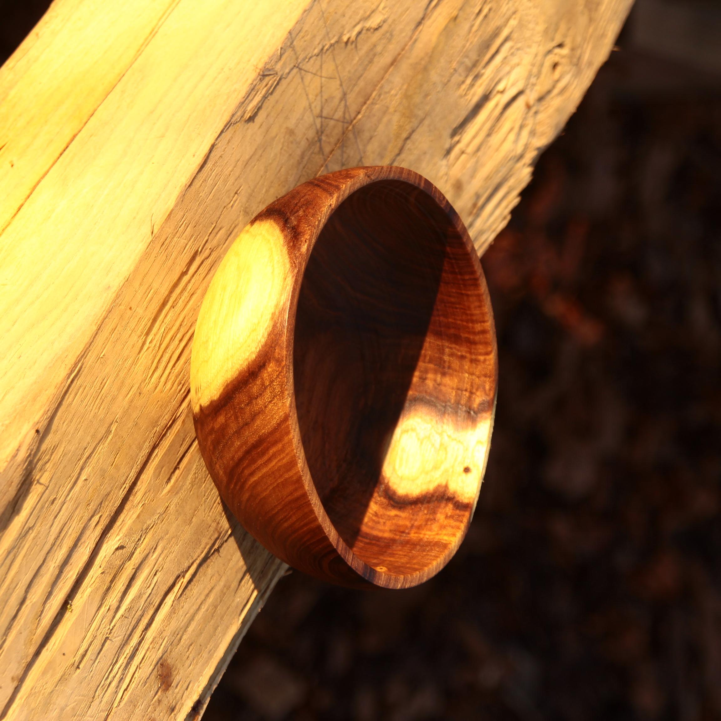 wood moon