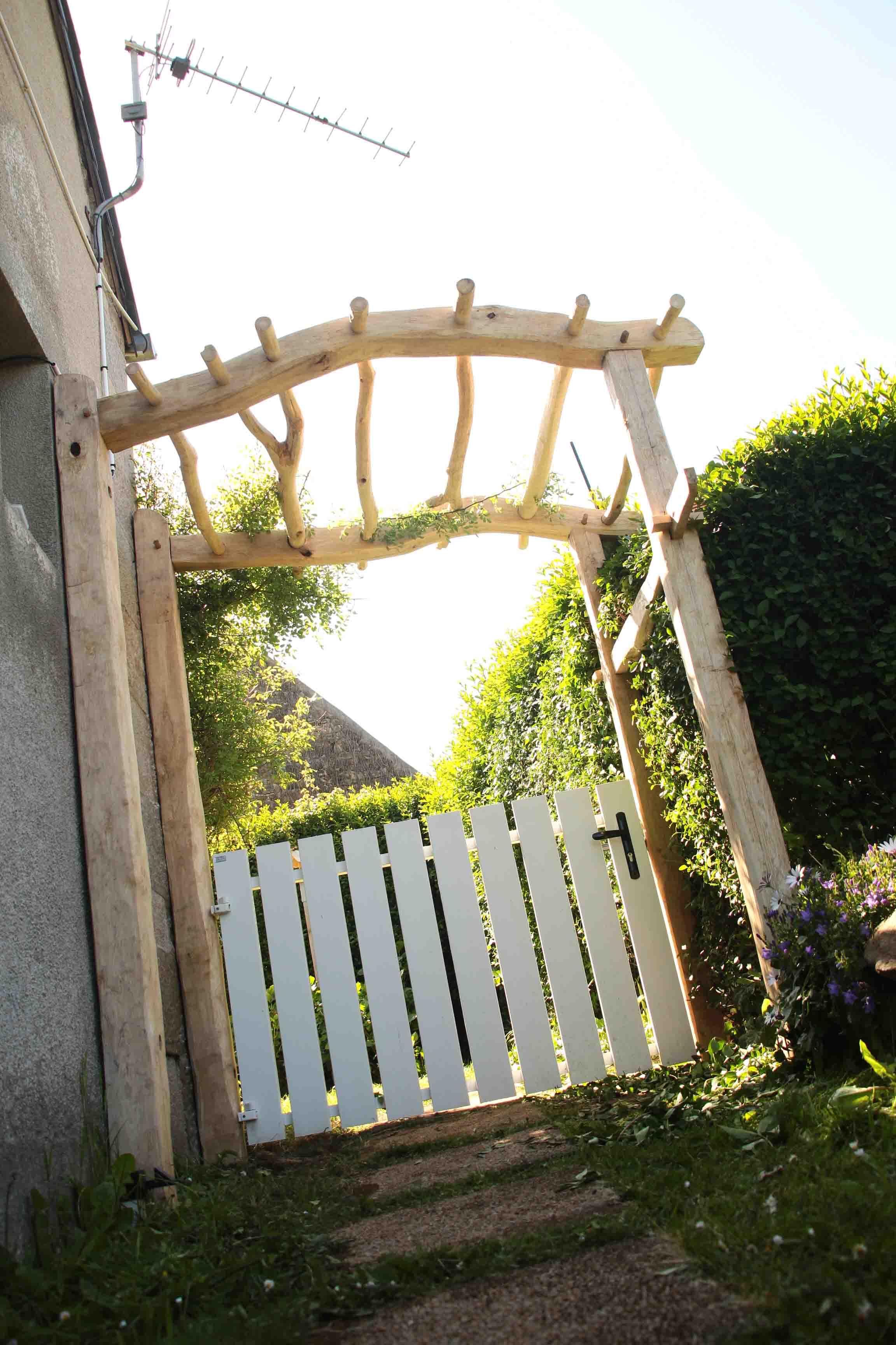 pergolas avec portail