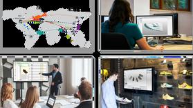 The RCS 3D /PDM Collaborative Platform - a revolution on your digitaldevelopment