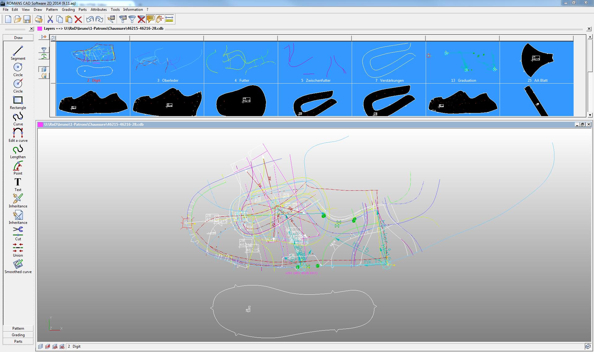 romans-cad-software | Romans CAD 2D Design