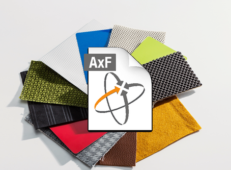 ROMANS CAD to support AxF, X-Rite's Appearance eXchange Format