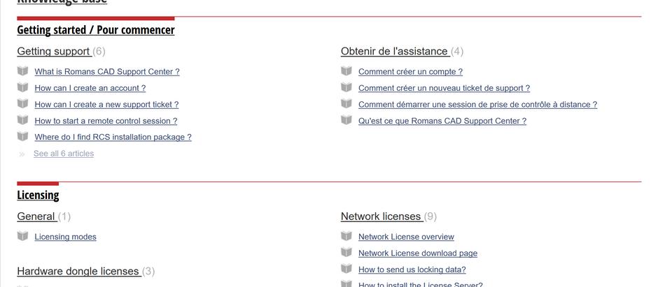 Stratégies launch new client support portal