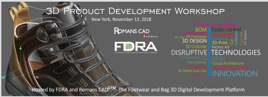 3D Product Development Workshop