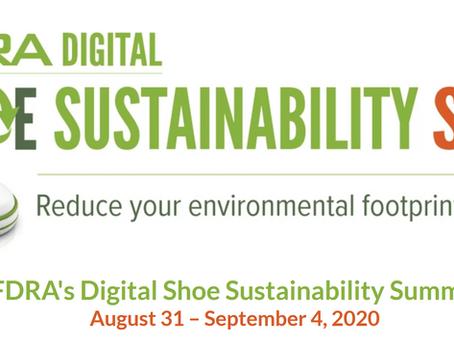 FDRA's Shoe Sustainability Summit