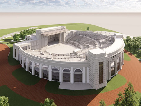 Amphitheatre moves ahead, and so does the Music Board
