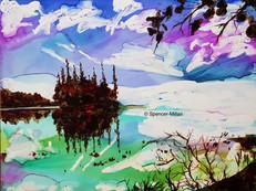 Chapman Lake, British Columbia | SOLD