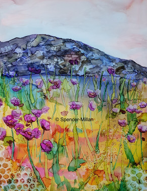 Alberta Flowers | SOLD