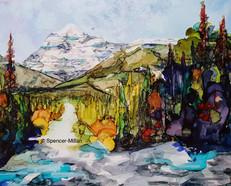 Mount Robson, Rockie Mountains | Mounted £70