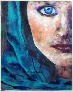 Blue Eyes | £190