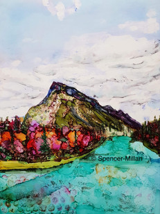 Rundle Mountain, Banff National Park | Mounted £75