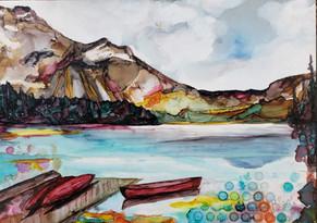 Lake Louise Canada SOLD