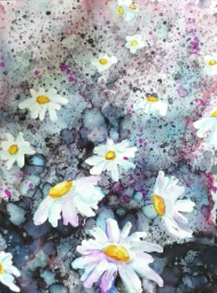 Black and White Daisies | SOLD