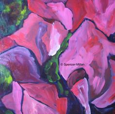 Carribean Flowers | £150