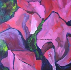 Carribean Flowers   £150