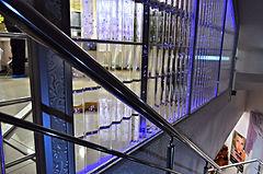 Аквасистемы, воздушно-пузырьковые панели и колонны