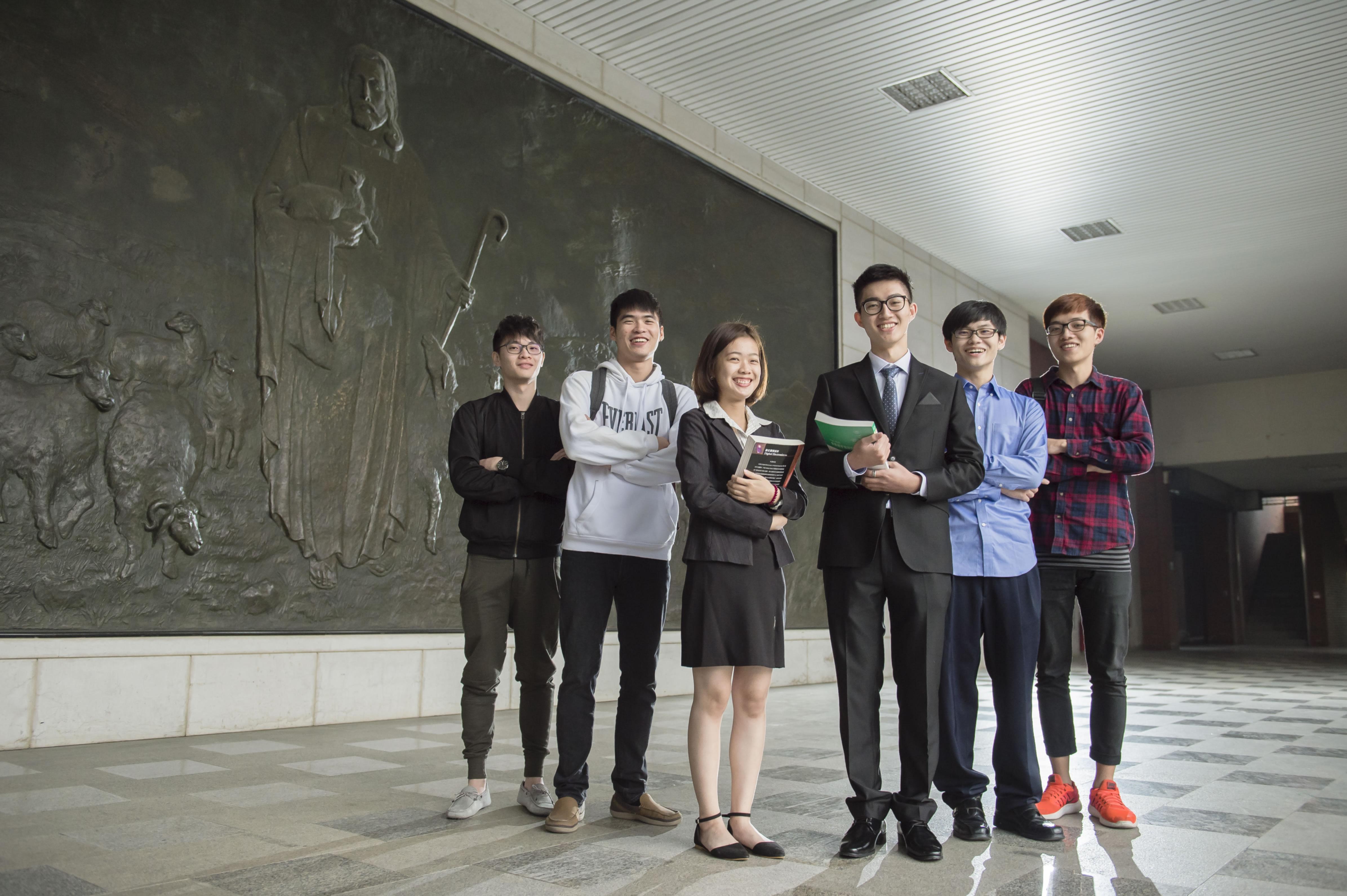 長榮大學資工系學生