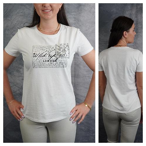 T-shirt wild & style