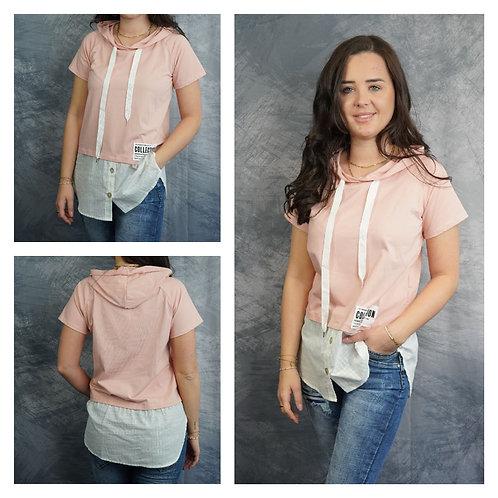 Hoody-T-Shirt