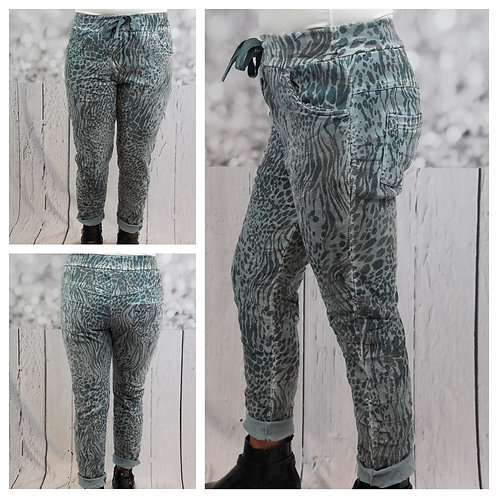 Joggpants animal Print