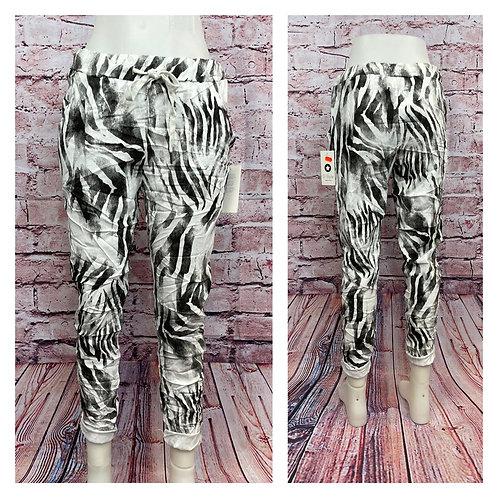 Joggpants, Zebra