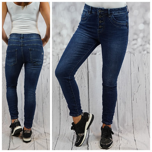 Jeans mit Knöpfe NP