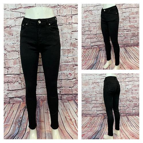 Skinny Jeans,schwarz