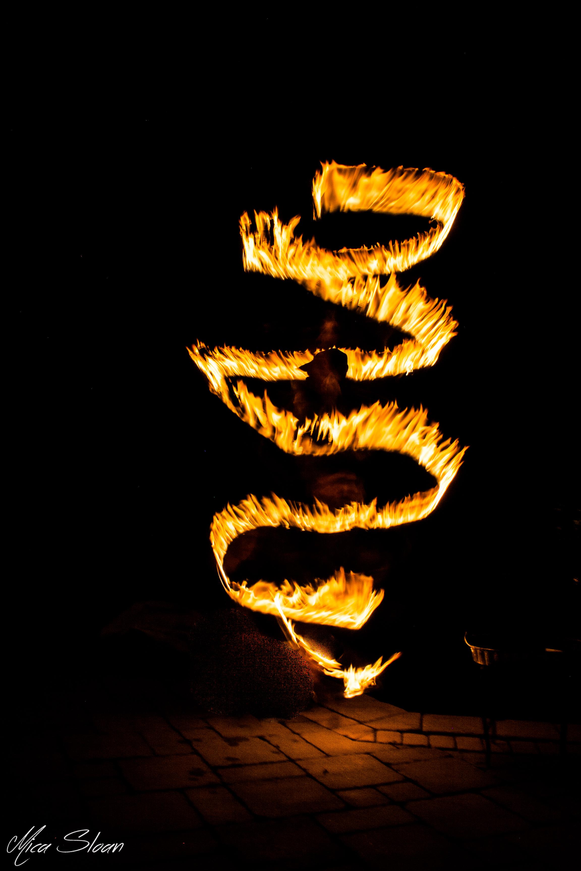 Fire Bending