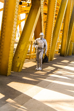 Silver Man, Brass Bridge