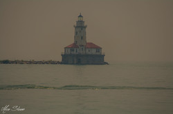 Navy Pier Light House