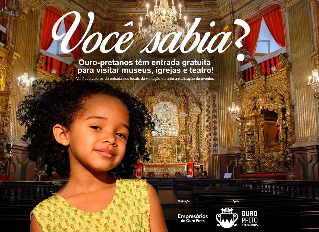 Campanha Turismo Ouro Preto