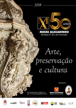 50 anos - Museu Aleijadinho