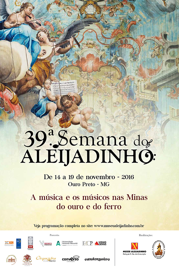 39ª Semana do Aleijadinho